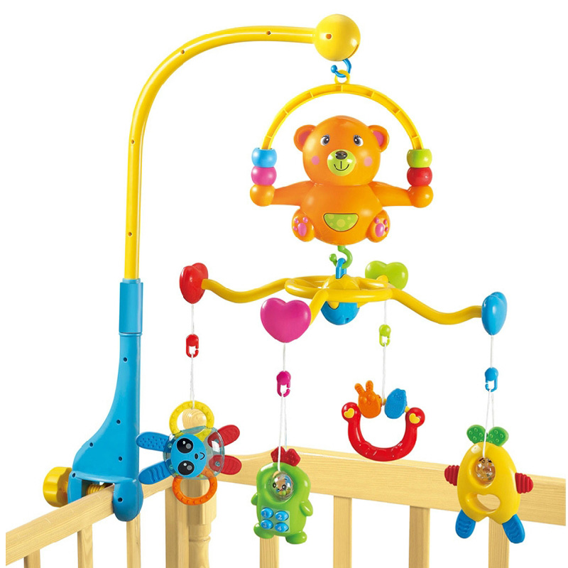 Babe excellent music baby toys baby bed bell hanging bell hanging bell baby toys 88 02