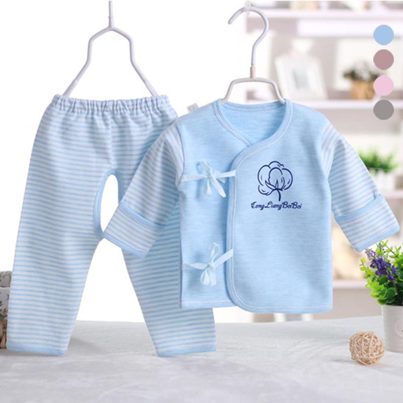 Baby clothes newborn child cotton clothes newborn baby underwear spring and autumn months baby underwear sets