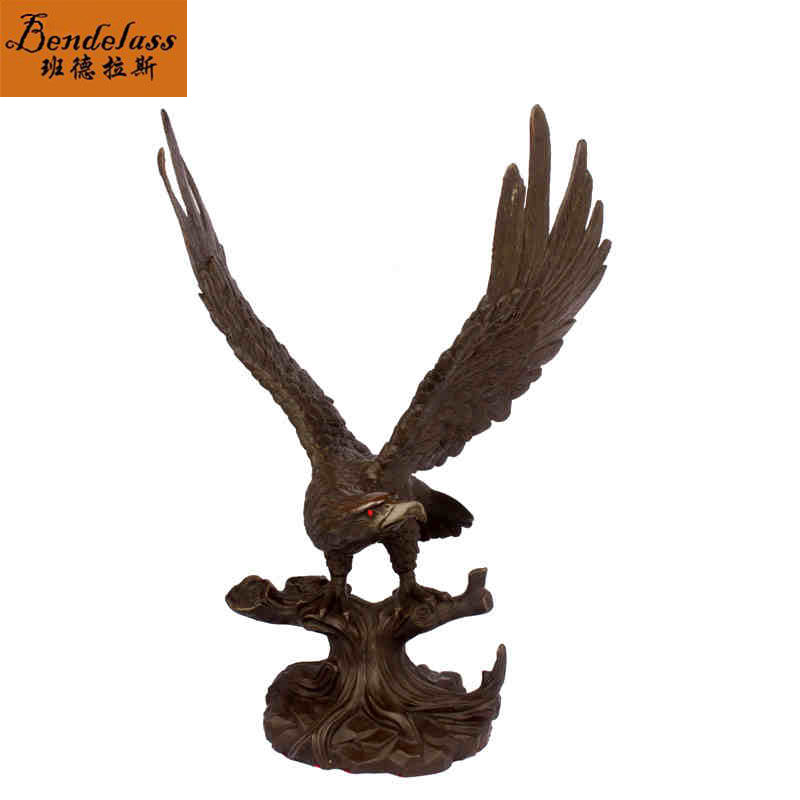 Banderas copper creative eagle grand plans eagle decorative ornaments crafts ornaments business office gifts