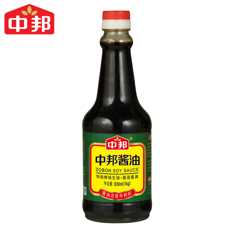 Bang bang 830 ml * 1 cans of premium soy sauce soy sauce brewed soy sauce over 2 free shipping
