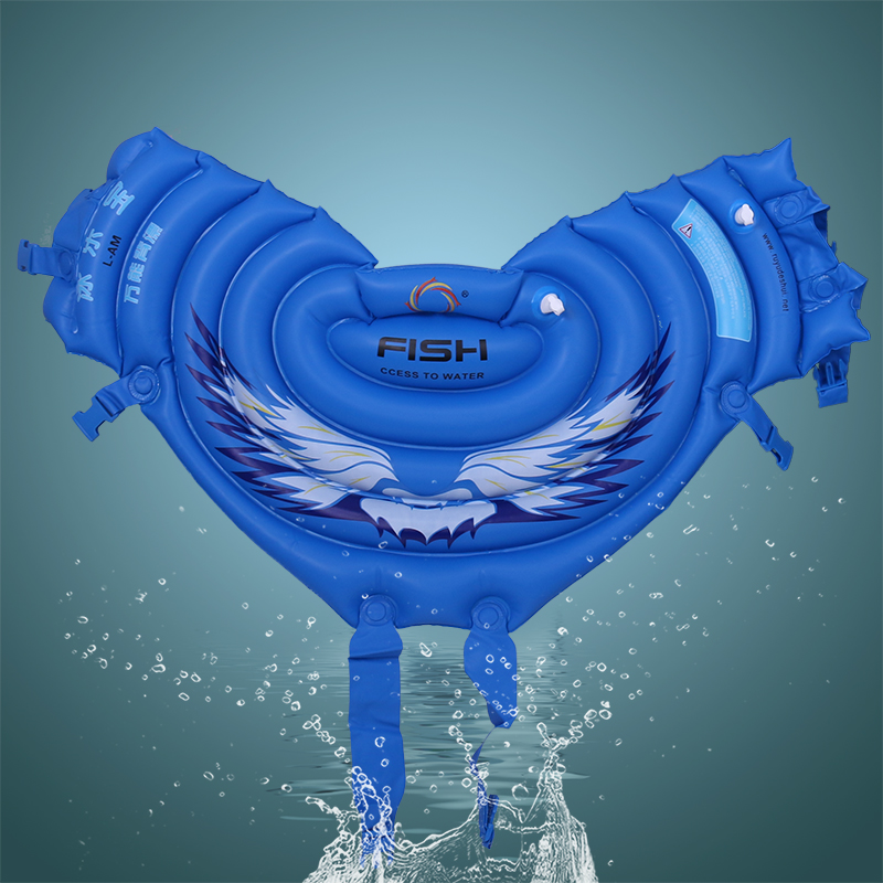 Bao le swimming floats drift back five generations of children learn to swim equipment swimming laps life buoy adult swim ring thickening 'sh'