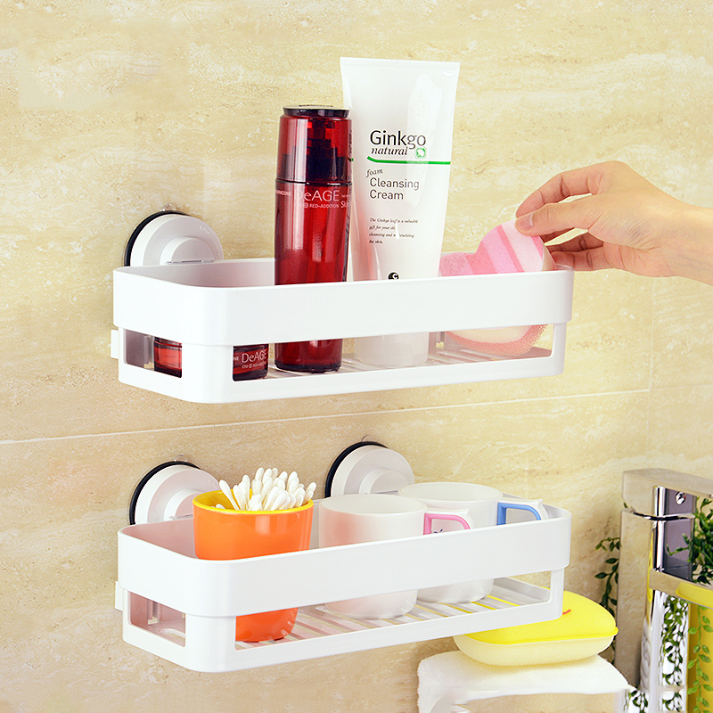 Bathroom shelf bathroom shelving racks sucker bathroom wall shelving racks toilet toilet in the bathroom cosmetic storage