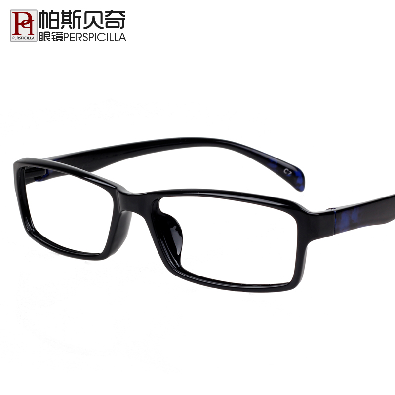 Becky paz tr90 lightweight eyeglass frame glasses frame glasses male and female models influx of myopia glasses frame finished with optical glasses