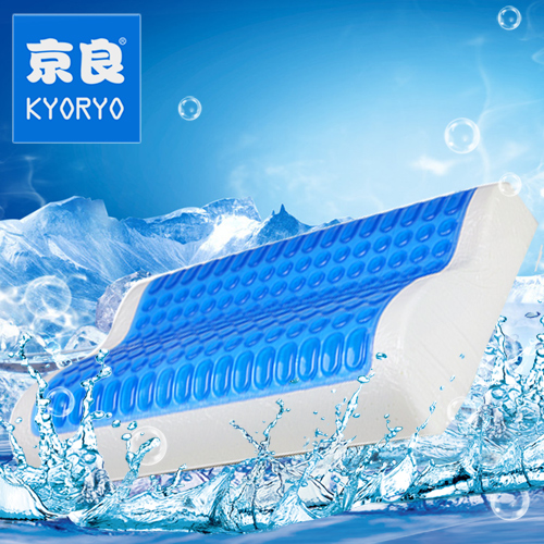 Beijing liang gel memory pillow health care pillow pillow summer cool pillow neck pillow slow rebound memory foam pillow