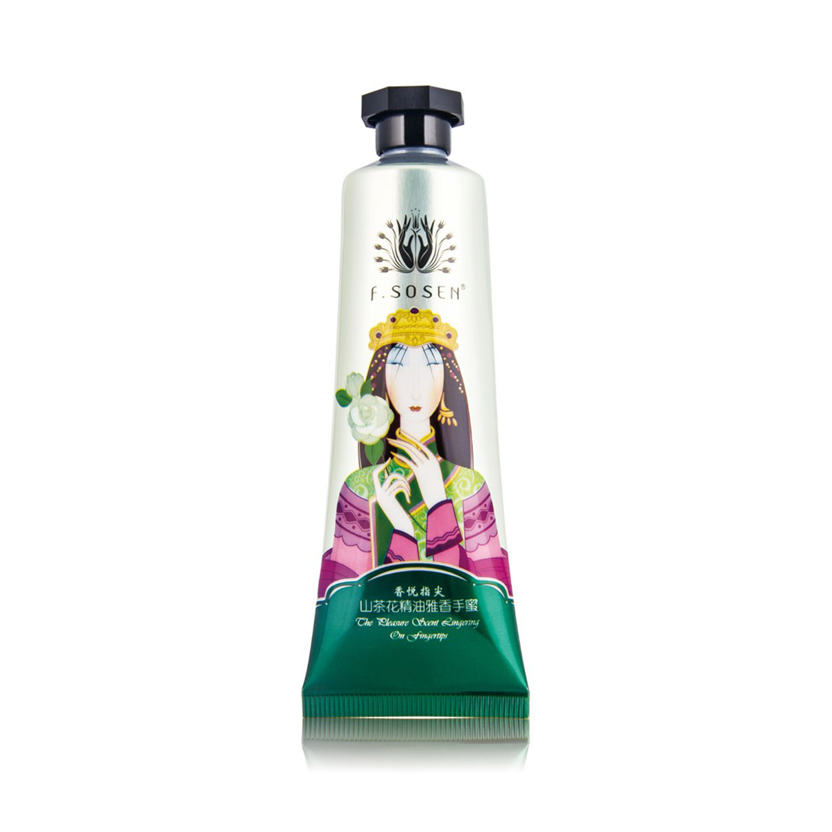Bergamot senate hong yue fingertips · camellia oil nga hand honey 50g refreshing gel is not greasy sticky Greasy