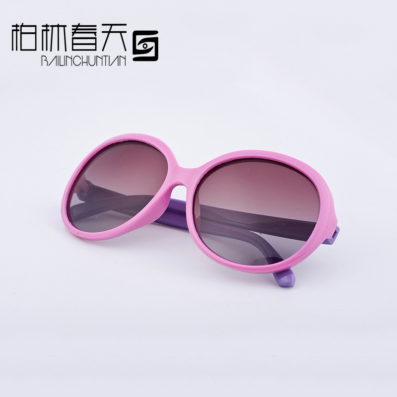 Berlin spring soft material cute baby children glasses sunglasses uv sunglasses polarized sunglasses