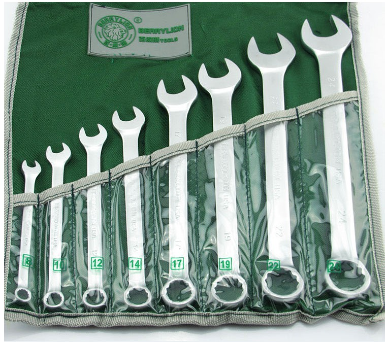 Berrylion/budweiser lion 8/10/14 american family of dual wrench set wrench set opening plum