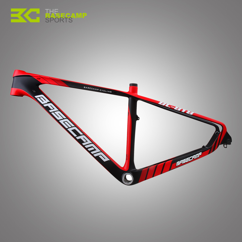 Beska mountain bike ultralight carbon fiber frame carbon frame carbon fiber frame 26 inch bicycle ultralight diy accessories