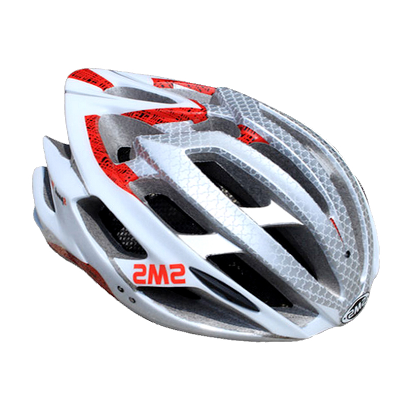 Bicycle helmet riding a bike helmet bike helmet integrally molded keel within
