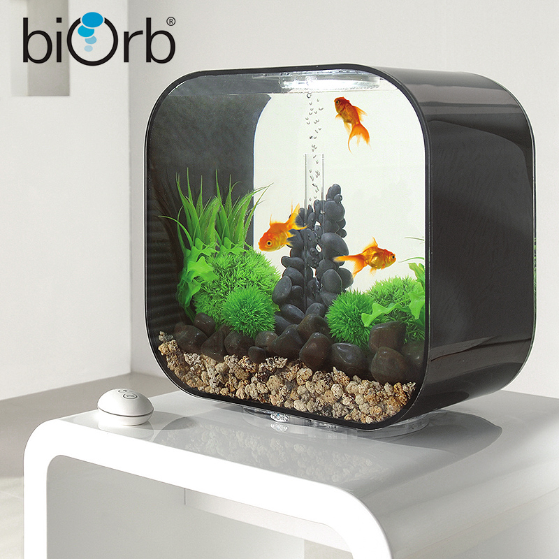 Biorb30L desktop ecological acrylic aquarium fish tank upscale office room small tropical fish tank aquarium fish tank