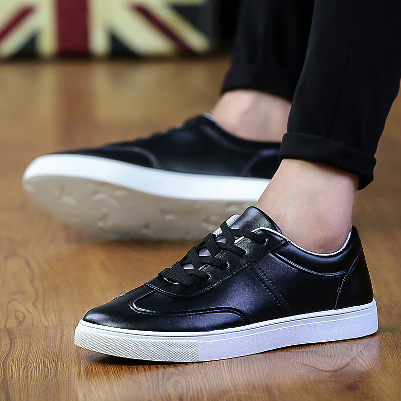 208669992a1d17 Buy Korean version of casual shoes youth sports shoes flat shoes wild  student influx of men stream in autumn shoes tide shoes men shoes in Cheap  Price on ...