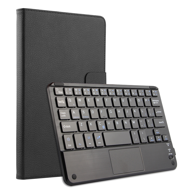 Bluetooth keyboard leather protective sleeve huawei media pad m3 BTV-W09/BTV-DL09 tablet wireless keyboard
