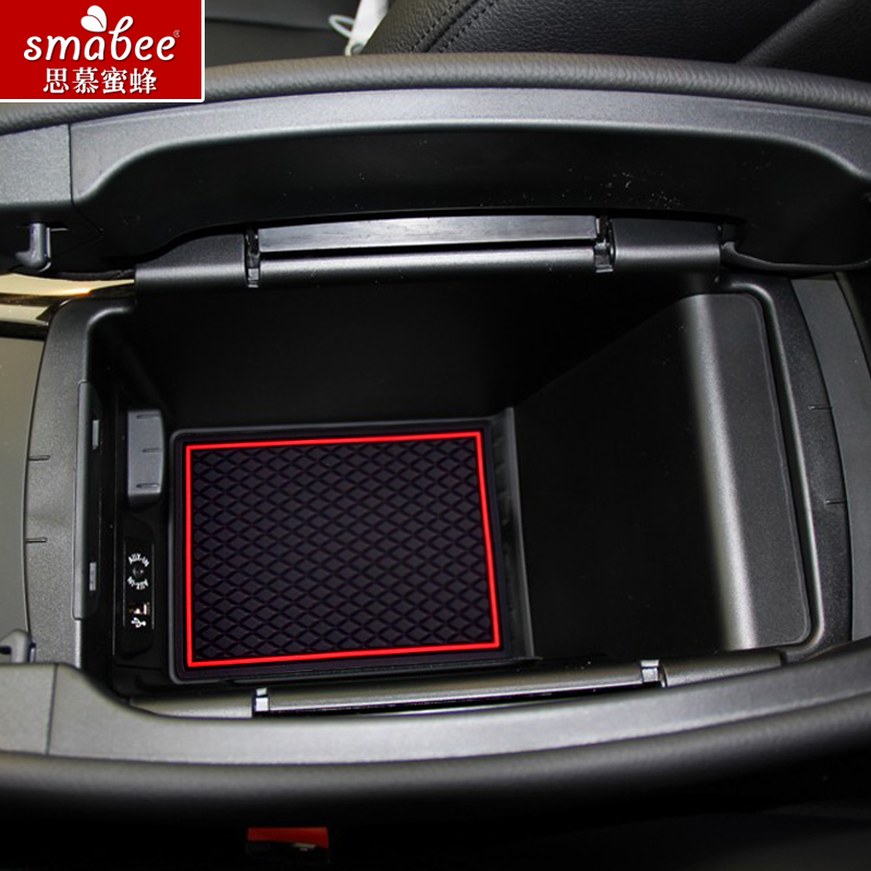 Bmw x1 x3 x4 x5 x6 dedicated gate slot pad storage tank water coaster skid pad interior refit