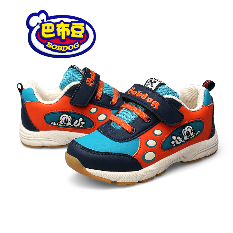 Bob dog shoes 2016 spring and autumn new children's performance shoes children sports shoes boys shoes breathable shoes women shoes
