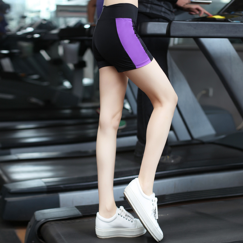 Bodhisattva ti yoga clothes tight pants female gym treadmill yoga pants yoga pants sports sugan korea was thin shorts