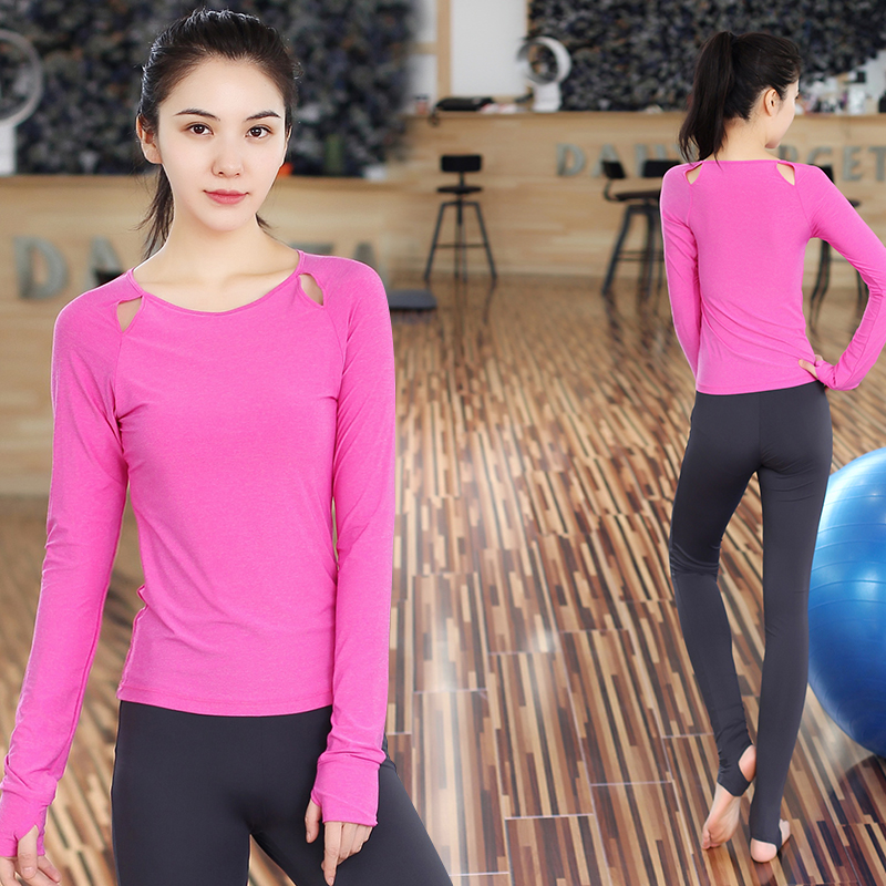 bfb567756f9d5 Get Quotations · Bodhisattva ti yoga clothes yoga clothing korea wicking gym  clothes increasingly running sports aerobics clothing female