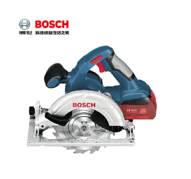 Bosch bosch v GKS18V-LI rechargeable portable electric circular saw woodworking saws chainsaw cutting machine electric