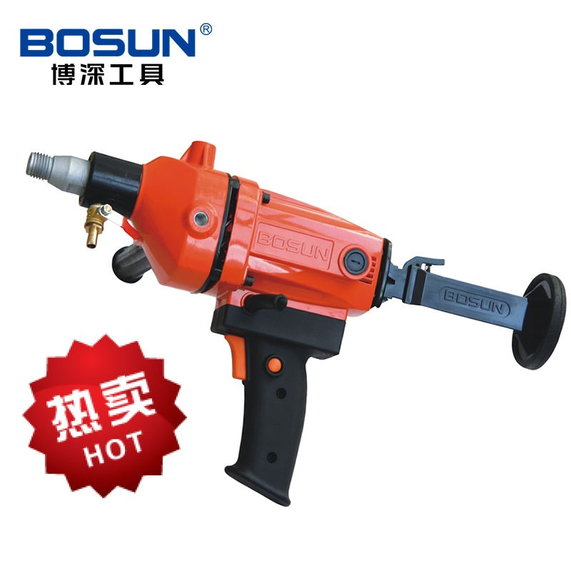 Bosun tools diamond drill rig water drilling rig machine machine air conditioning drill can speed Z1Z-1