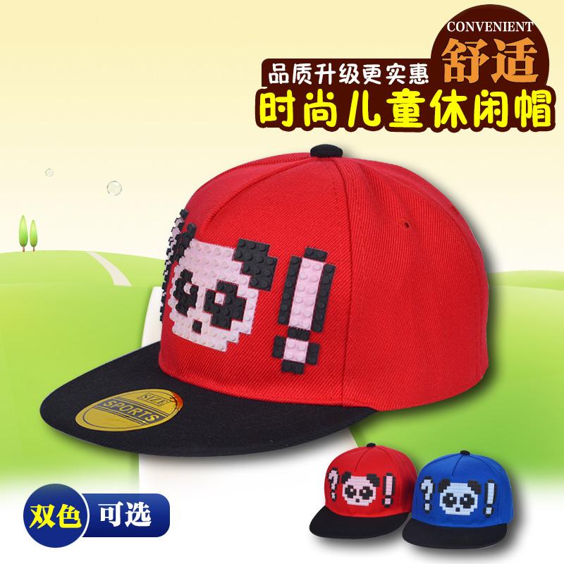 ee50ce545 Get Quotations · Boy hip-hop cap baseball cap cap child hat korean version  of the influx of