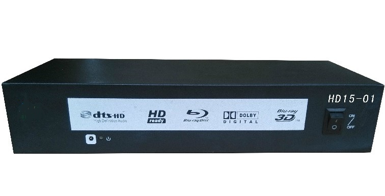 Branch only odd hdmi hd 15 channel 3d stream analyzer stream player tv store demo equipment packages