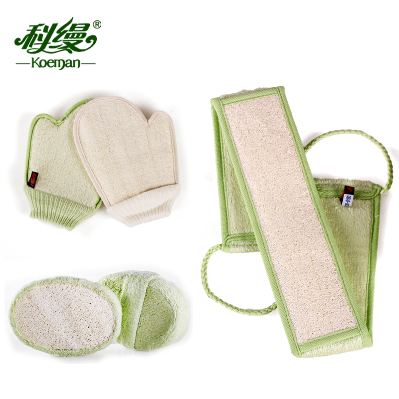 Branch unadorned chopping long bath towel bath towel cuozao natural loofah bath towel rub cuozao pull back bars