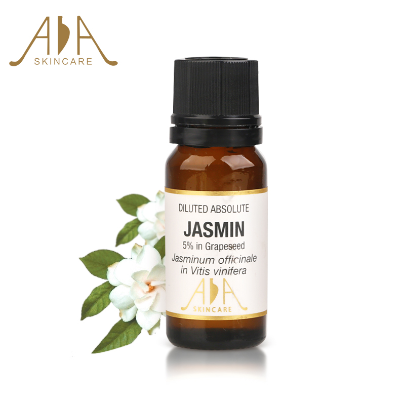 British aa network jasmine essential oil 10 ml deep water to increase skin elasticity