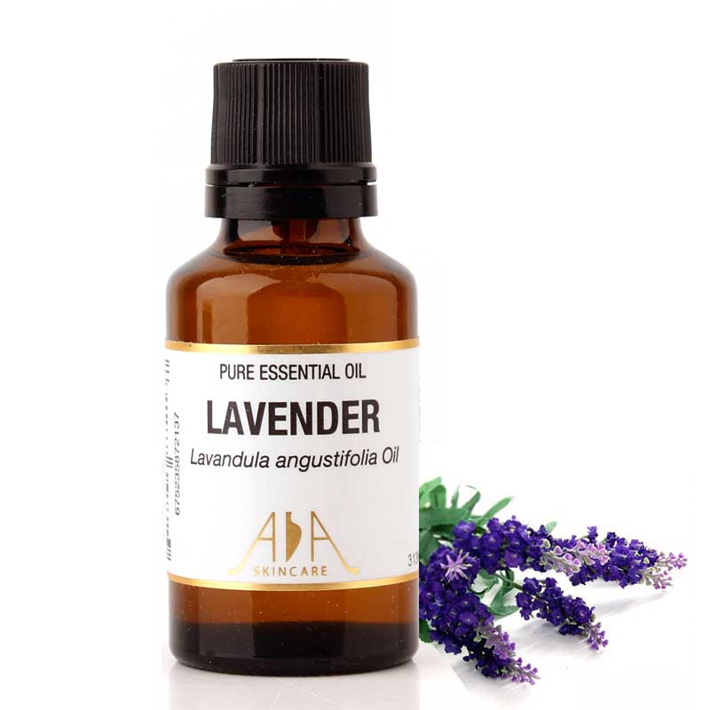 British aa network lavender essential oil unilateral oil 10 ml/25 ml soothe the skin