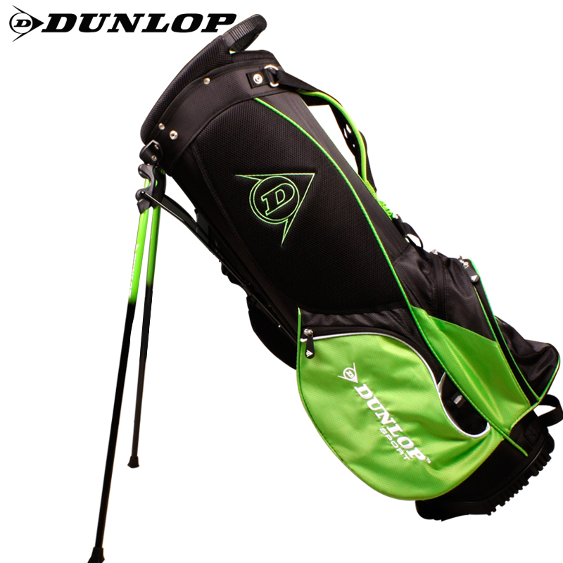 British dunlop authentic male and female models lightweight golf bag stand bag golf gun bag bucket bag special hot sale