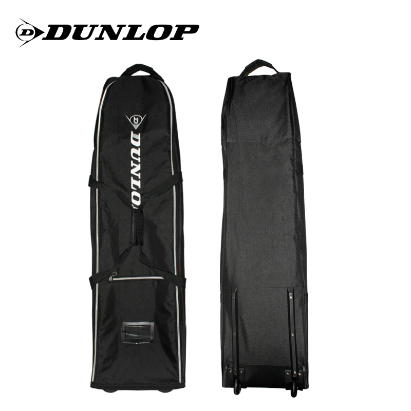 British dunlop official authentic hauling luggage checked bag golf bag golf aviation aircraft bag counter