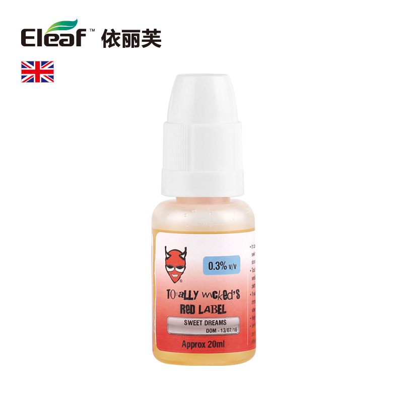 [British imports 10,15 single bottle] totally Wicked100 % pure new zealand imports of electronic tobacco smoke oil