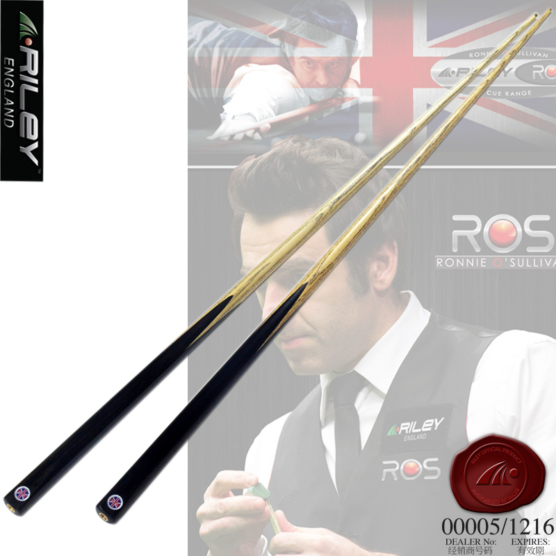 British imports of integration through the rod riley ruili british snooker pool cue black eight billiard club head pole