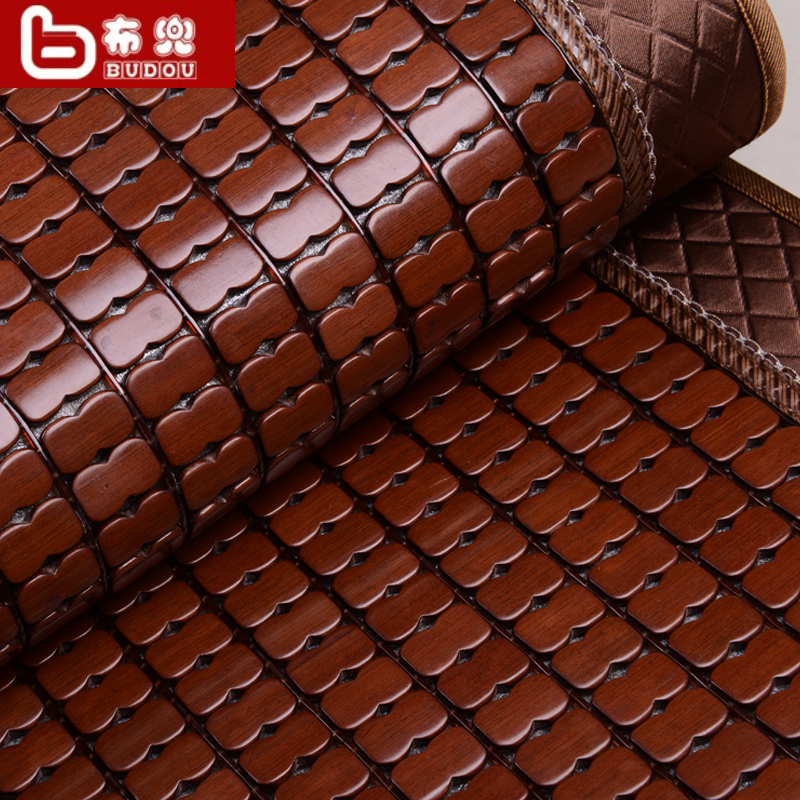 Budou natural carbonation mahjong block bamboo mat cushion sofa cushion summer cushion slip seat cushion sofa cushion
