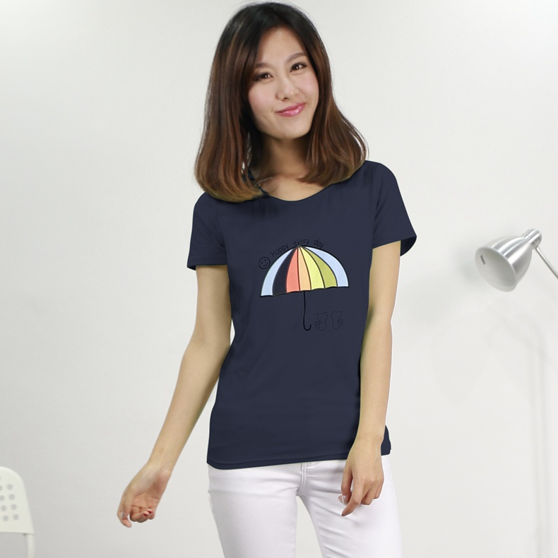 Buru yi go out of fashion summer shirt was thin short sleeve t-shirt feeding breastfeeding clothes thin section postpartum breastfeeding clothes