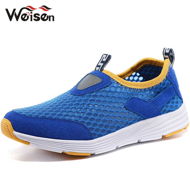 But sen summer men's summer fashion tide shoes breathable mesh shoes sports shoes casual shoes men set foot mesh shoes summer