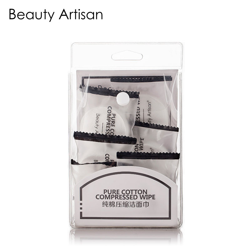 Buy 2 free shipping beautiful craftsman washcloth towel face towel disposable towel compressed towel travel towel 6/pack