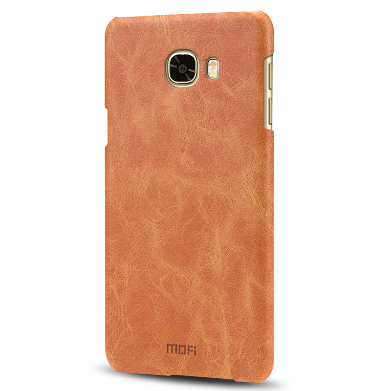 C5 leather mobile phone sets samsung samsung c5000 leather protective sleeve protective shell mobile phone shell border shell back cover of the new thin men and women