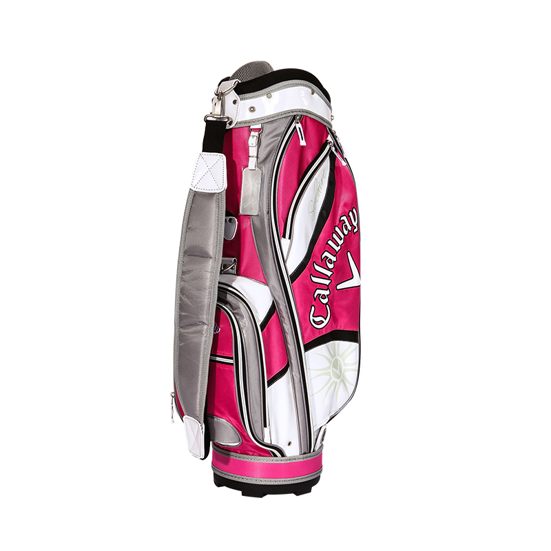 Get Quotations Callaway Solaire Golf Las Bag Pink Genuine
