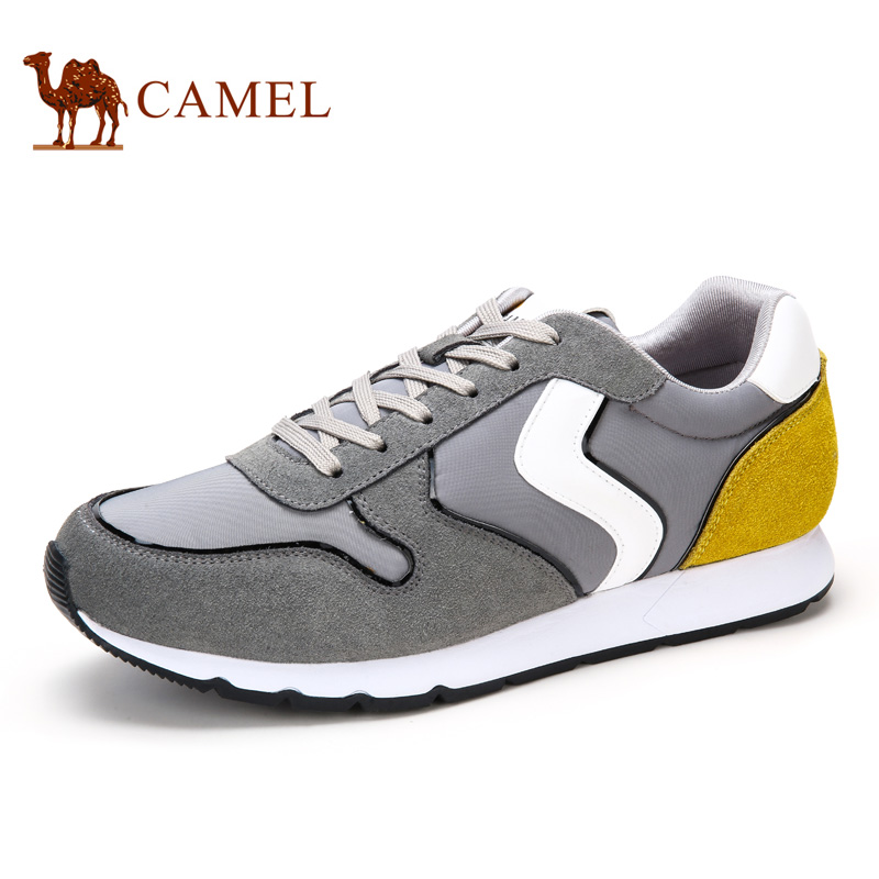 Camel camel men's 2016 summer new fashion trend of outdoor sports shoes casual men's sports and leisure