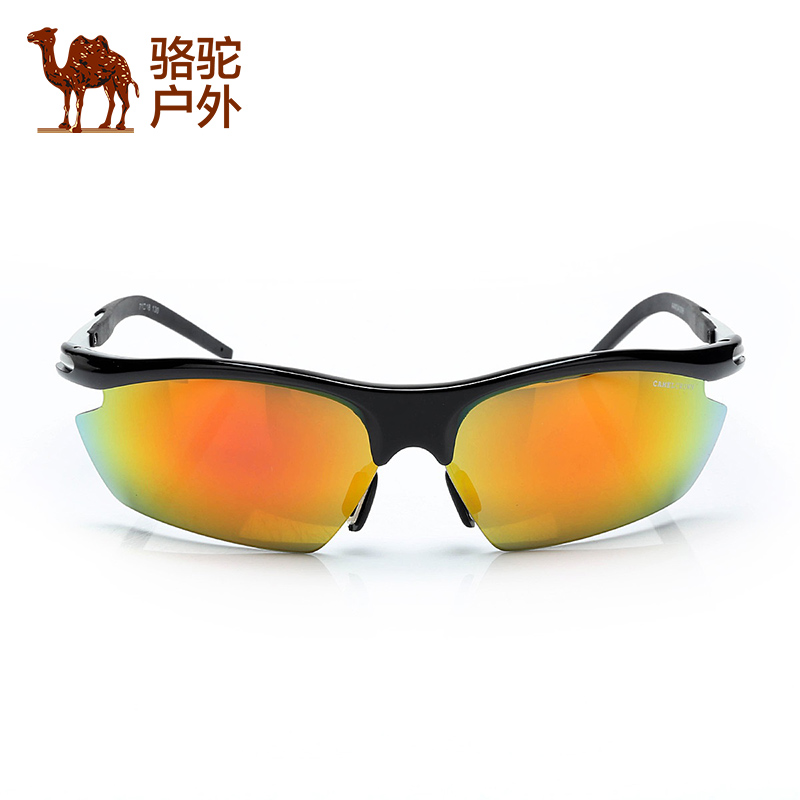 c28443e2719 Get Quotations · Camel outdoor sports glasses sunglasses glasses can be  equipped with myopia glasses for men and women