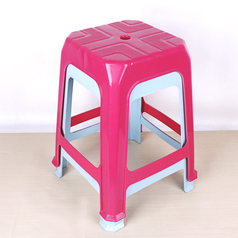 Camellia thick minimalist plastic chair stool stool stool stool stool office 0809 home stool stool chair table stool