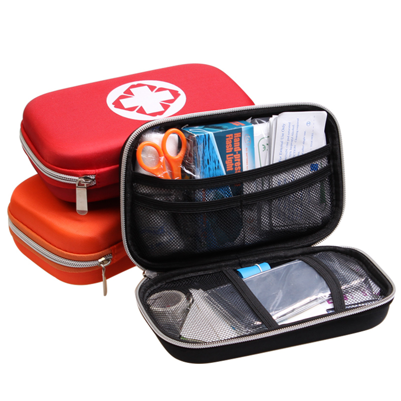 Car first aid kit kit car emergency kits medical kits outdoor home supplies traveling by car rescue package