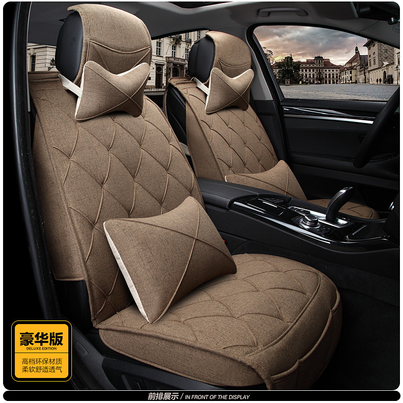 Car seat cushion four seasons car modern wing fai h-1/2011/11/2012/12 model year car mats car seat cushion