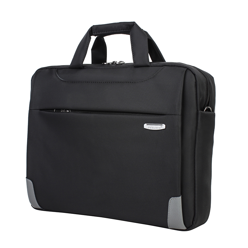 Card miss adams 14.6 inch thick male ms. portable shoulder laptop computer bag business briefcase bag large capacity
