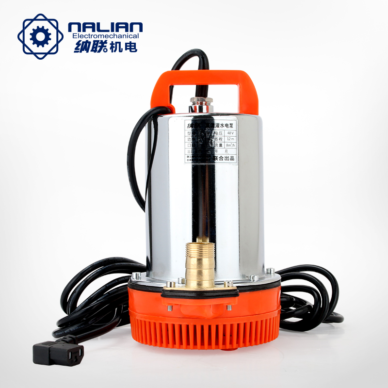 Carolina alliance dc mini submersible pump electric car battery car small household pumps for agricultural pumps 12 V