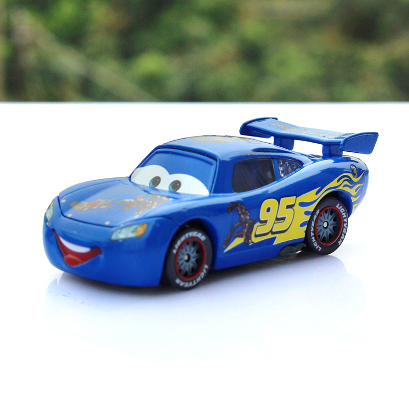 Cars mcqueen mcqueen alloy car model children's toys optimus prime series cars collection