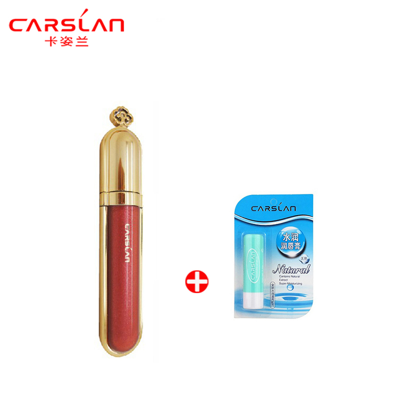 Carslan/blue card position 6.5g blue card position rankin induced collagen lip gloss nude lip color fade send lipstick