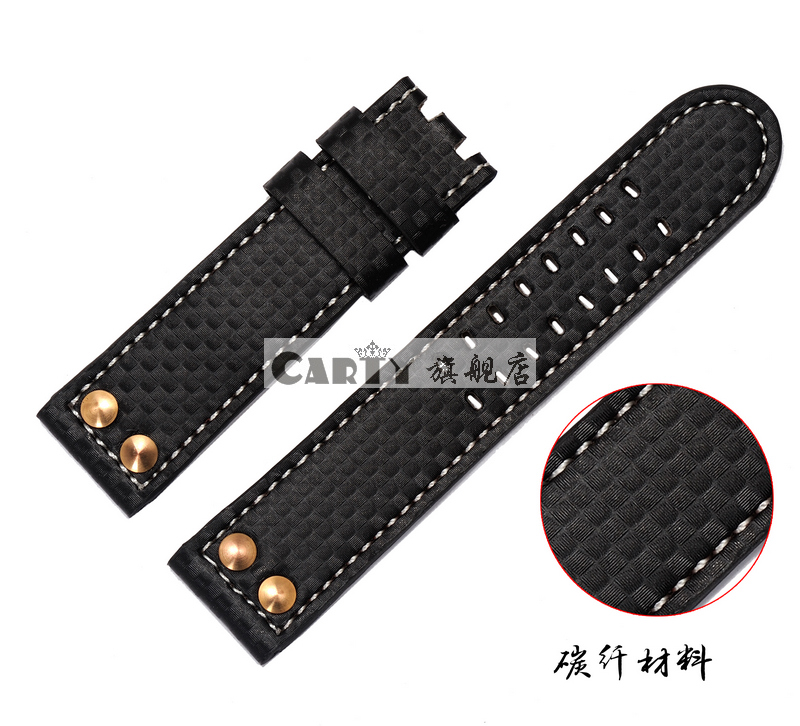 Carty custom carbon strap suitable for tag heuer tag heuer made custom leather strap leather strap leather strap