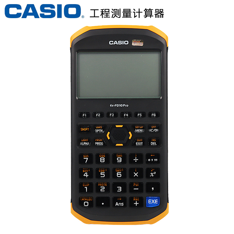 Casio fx-fd10 engineering measurement calculator programming chinese three defenses of surveying and mapping compatible 9750/9860