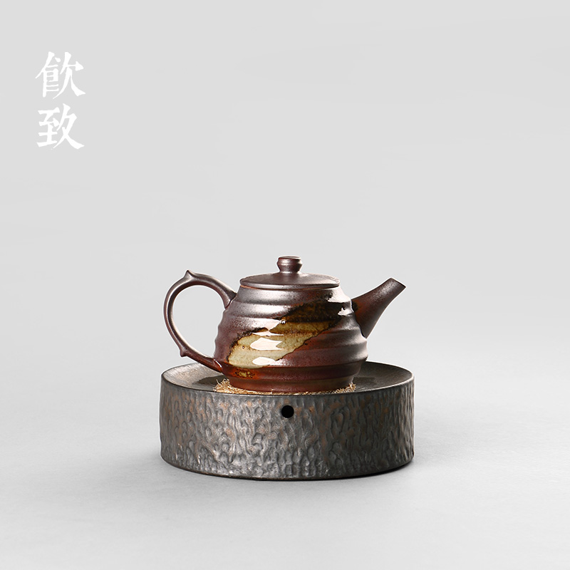 Caused by drinking water storage ceramic tray pot pot bearing bracket fambe gilt thick pad to raise the pot dry foam tray Tao dry bulb taiwan