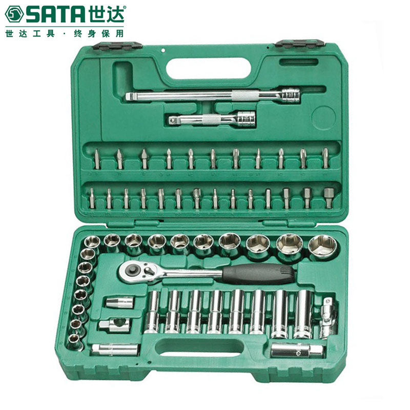 Cedel (sata) metric socket ratchet wrench set/auto repair tool set/5MM series 09007mm